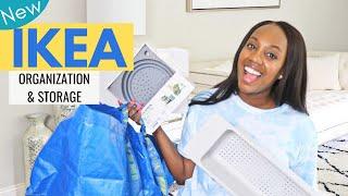 IKEA Must-Haves For Home Organization! IKEA HACKS  | Organization Hacks