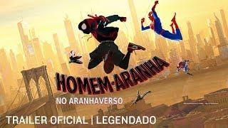 HOMEM-ARANHA NO ARANHAVERSO   Trailer #2    LEG   10 de janeiro nos cinemas
