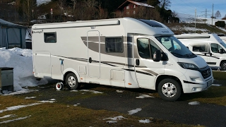 Tour Of The Sunlight T67 Motorhome