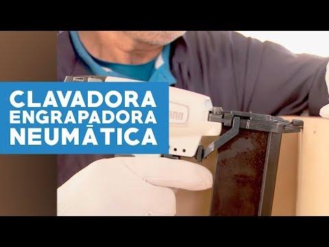 ¿Cómo elegir y usar una clavadora engrapadora neumática?