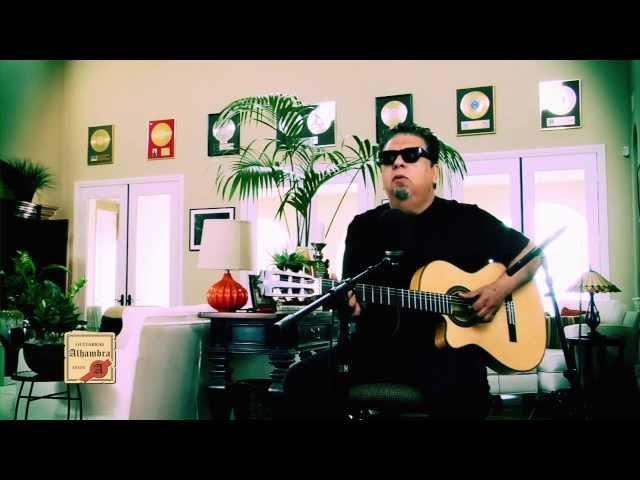 """Cesar Rosas plays """"Volver Volver"""""""