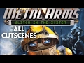 Metal Arms: Glitch In The System All Cutscenes hd