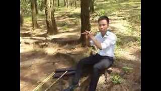 Thổi Sáo - Vùng Trời Bình Yên - Bảo Hiếu Flute