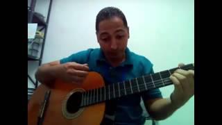 Dios Esta Aqui Tutorial en guitarra Acústica y Acordes