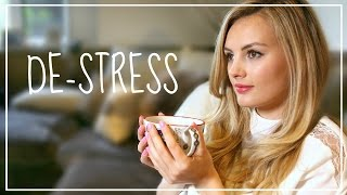 5 Ways To De-Stress | Niomi Smart