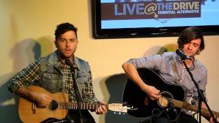The Arkells - Kiss Cam (acoustic) @ 98.9 the Drive studio in Kingston