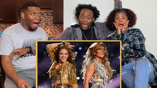 Shakira & J. Lo's FULL Pepsi Super Bowl LIV Halftime Show (FREAKIN' AMAZING 😱