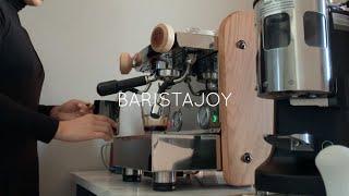 My Own Cafe, Barista Joy Studio, Home Espresso Machine / Grinder