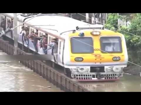 Train On Water - DON'T GET SHOCKED!!!!
