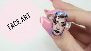 💅💅 :: Face Art  :: 💅💅 Nailart By Natalia