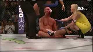 Бедный Рори BEST of MMA 1(много крови)