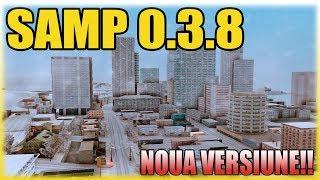 SAMP UPDATE 0.3.8 RC! VERSIUNE NOUA DE SAMP!