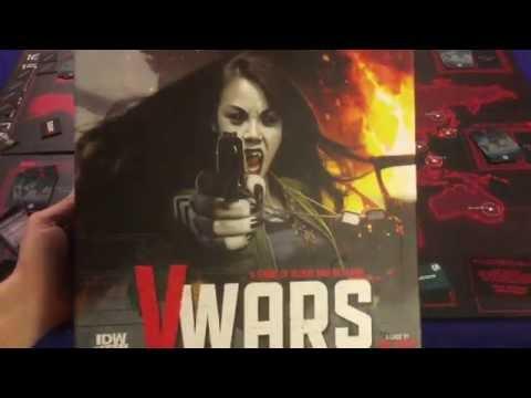 Bower's Game Corner: V-Wars Review