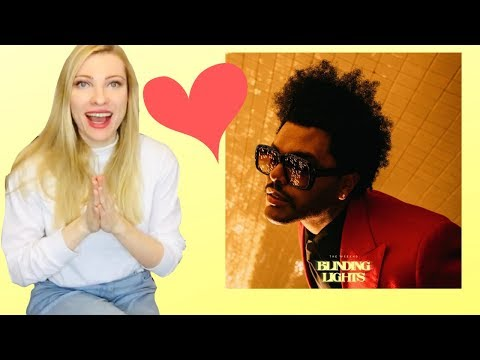 THE WEEKND - Blinding Lights [Musician's] Reaction & Review!