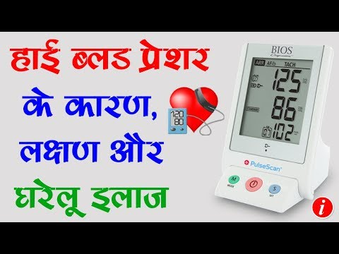 Home Remedies for High Blood Pressure in Hindi | By Ishan