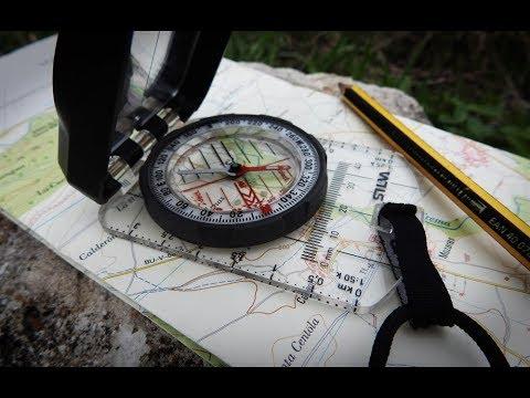 Técnicas de orientación con brújula |ABSsupervivencia|
