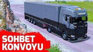 SOHBET KONVOYU | ETS 2 MP !!