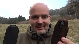 Ein Etui fürs Taschenmesser! Wer braucht das?