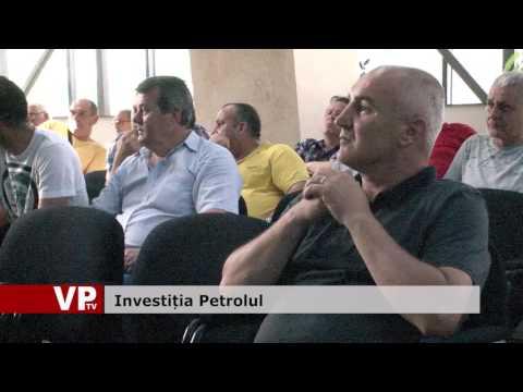 Investiția Petrolul