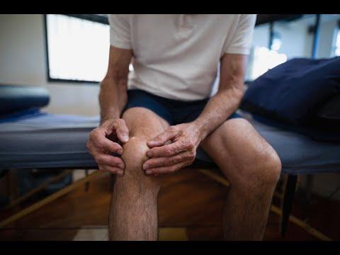 Diagnosticul bolii genunchiului