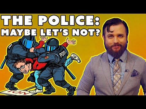 What's Wrong With Modern Cops? ...... Should We Defund the Police?! [Part 2]