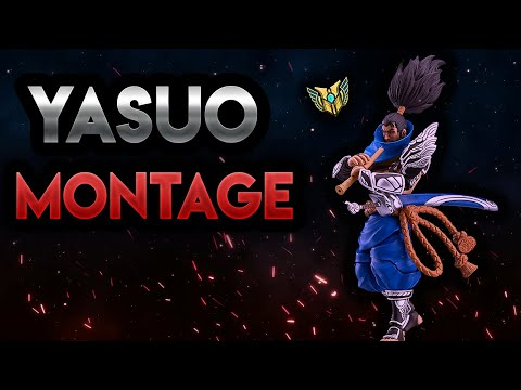 YASUO MONTAGE - Best Yasuo Plays 2019 | League of Legends #3