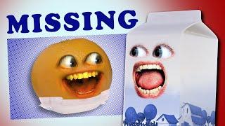 Annoying Orange - Baby Orange is MISSING!