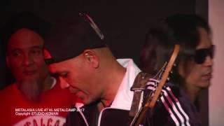 METALASIA LIVE AT KL METALCAMP 2017