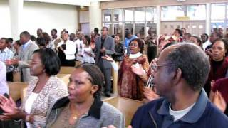 Kenyan Community International Church  Rainier Beach Seattle,WA