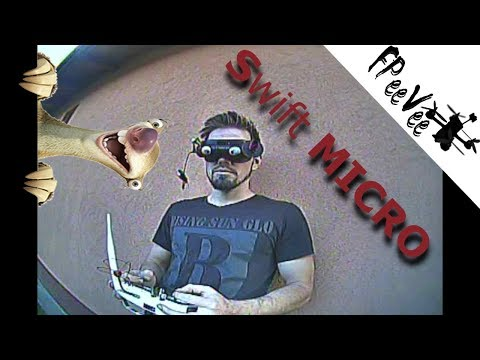 Runcam Swift Micro dvr quality test - X2 Elf
