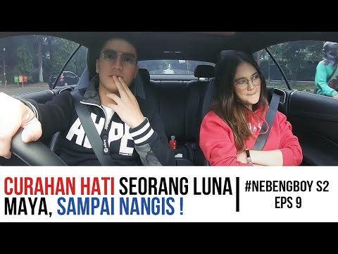 Luna Maya BUKA-BUKAAN di mobil Boy William! - #NebengBoy S2 Eps. 9
