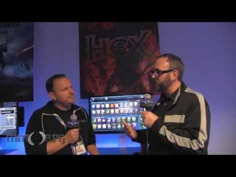 E3 2014 - Talking with Cryptozoic's CEO Cory Jones