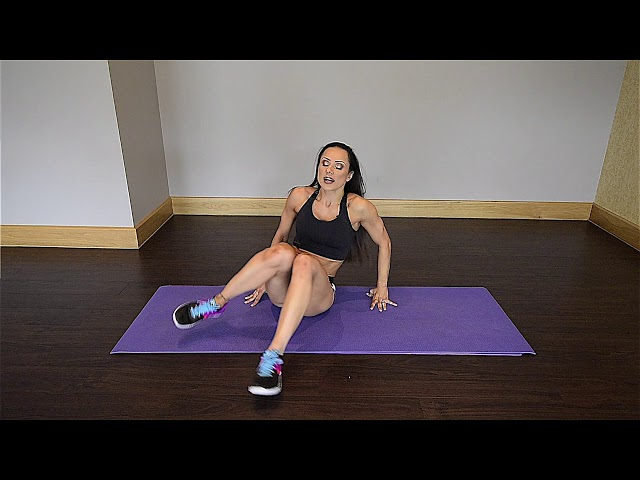 Side Laying Leg Raise