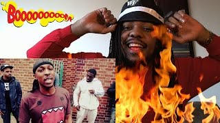 Boy Better Know 100M Views Cypher (CHICAGO REACTION)
