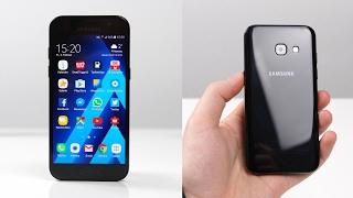 Review: Samsung Galaxy A3 2017 (Deutsch) | SwagTab