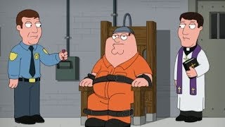 Peter Gets Death Penalty | Family guy