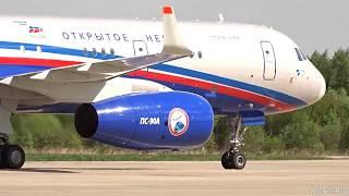 Самолёт которого боятся американские военные/The plane that scares the US military.