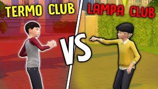 LAMPA CLUB vs TERMO CLUB: La Sfida Inizia - The Sims 4 #163