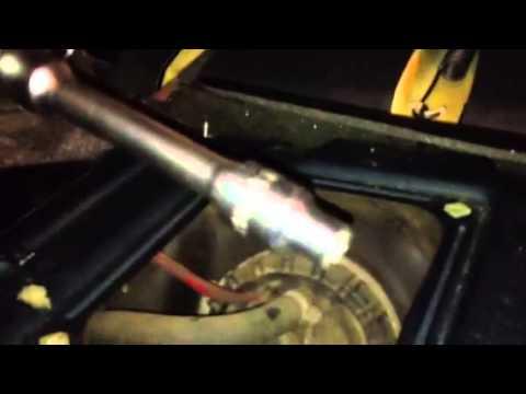 volvo 940 fuel pump reanimation