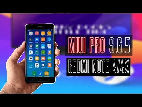 MiuiPRO Rom Redmi Note 4|4X|Best custom Rom FOR Redmi Note 4