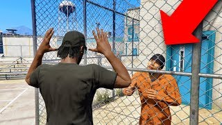 PUTTING PEOPLE IN PRISON! *JAIL BREAK!* | GTA 5 THUG LIFE #194
