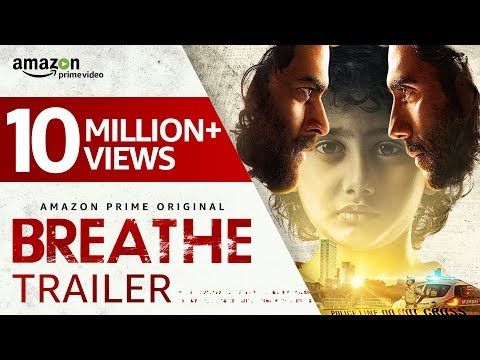 Breathe - Official Trailer 2018 (Hindi) | R. Madhavan, Amit Sadh | Amazon Prime Video