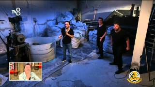 3 Adam - 3 Adam'dan Beyaz'a Özel Skeç (2.Sezon 33.Bölüm)