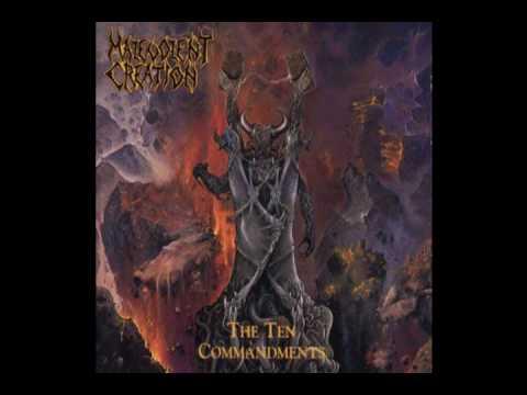 Malevolent Creation - Malevolent Creation online metal music video by MALEVOLENT CREATION