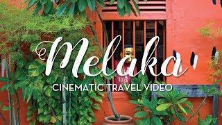 Where Time Stood Still - Melaka (Malacca), Malaysia Cinematic Travel Video