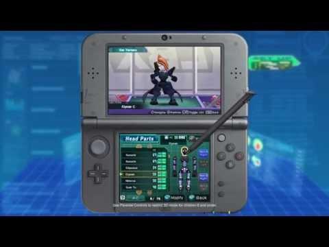 Видео № 1 из игры Little Battlers eXperience (Б/У) (без коробочки) [3DS]