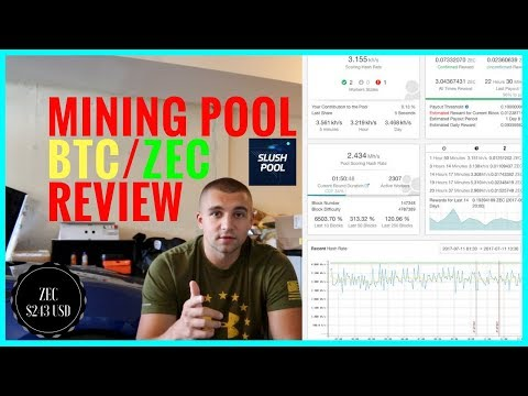 Best or Worse Zcash / Bitcoin Mining Pool - Slushpool Review