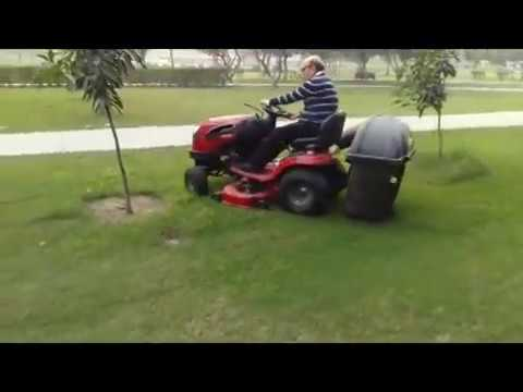 Tractor Lawn Mower
