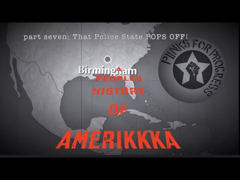That Police State POPS OFF! | A Peoples History of Amerikkka (Pt7)