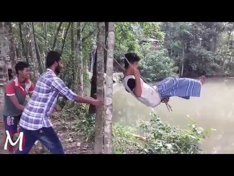 Download Bangladeshi Uncommon    New Bangla Funny Video   New Year Special Funny Video 2018 HD Mp4 3GP Video and MP3